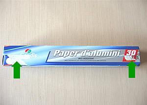 Abref�cil papel aluminio
