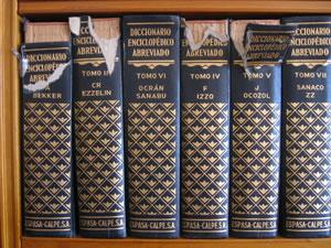 Enciclopedia en tomos