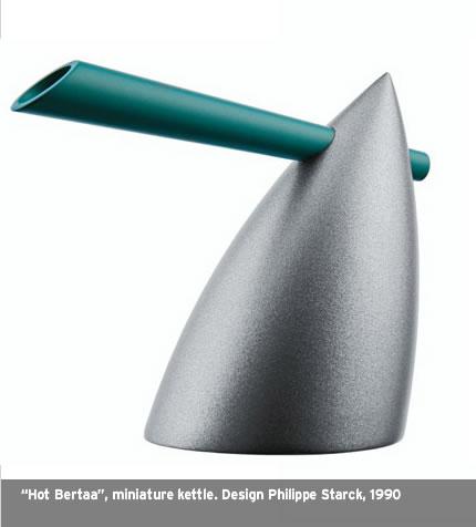 Hervidor Hot Bertaa de Philippe Starck