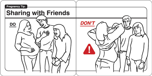 Instrucciones: �Sharing with friends�