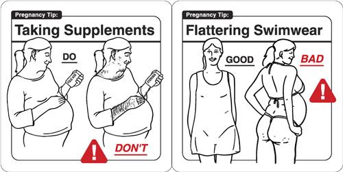Instrucciones: �Taking Supplements� & �Flattering Swimwear�