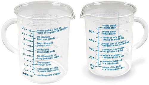 Fred Equal Measure Measuring Cup