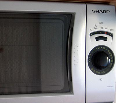 Microondas SHARP R-212U