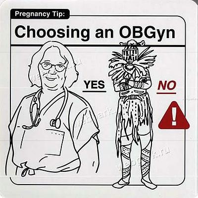 """Instrucciones: \""""Choosing an OBGyn\"""""""