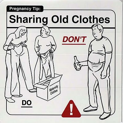"Instrucciones: ""Sharing Old Clothes\"""