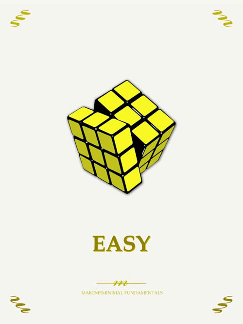 Easy (f�cil) - Makememinimal Fundamentals