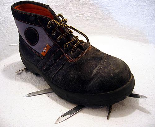 Exposici�n de zapatos (Navaja Suiza)