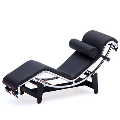 LC4 Lounge Chair by LeCorbusier, Jeannerey, & C Perriand