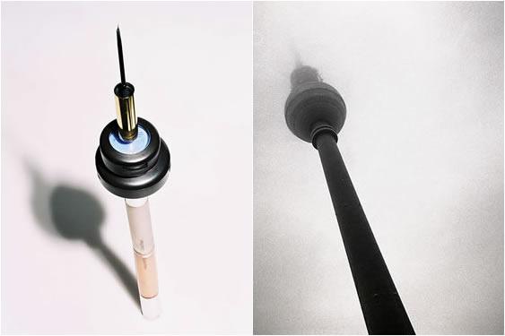 """Sarah Illenberger """"Berlin Babylon"""" Fernsehturm"""