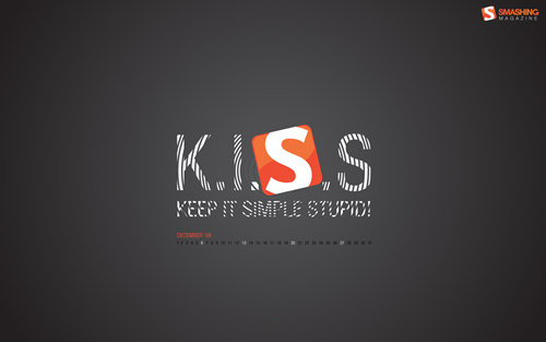 Wallpaper KISS - Fondo de escritorio