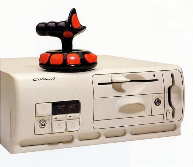 Ordenador Vobis diseñado por Colani